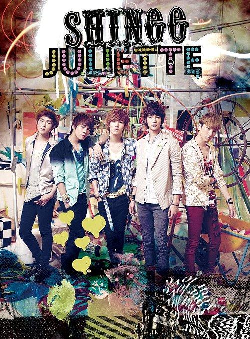 Juliette(Japanese Ver.) by SHINee