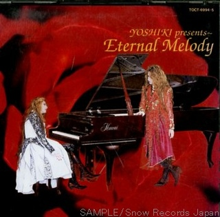 Album Eternal Melody by Yoshiki