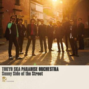Album Sunny Side of the Street by Tokyo Ska Paradise Orchestra