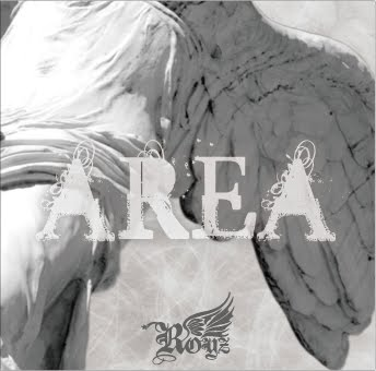 Single 「AREA」 by Royz