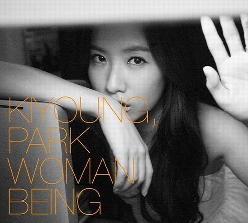 Album Woman Being by Park Ki Young