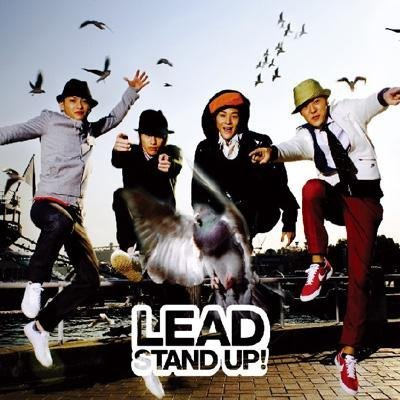 Single STAND UP! by Lead