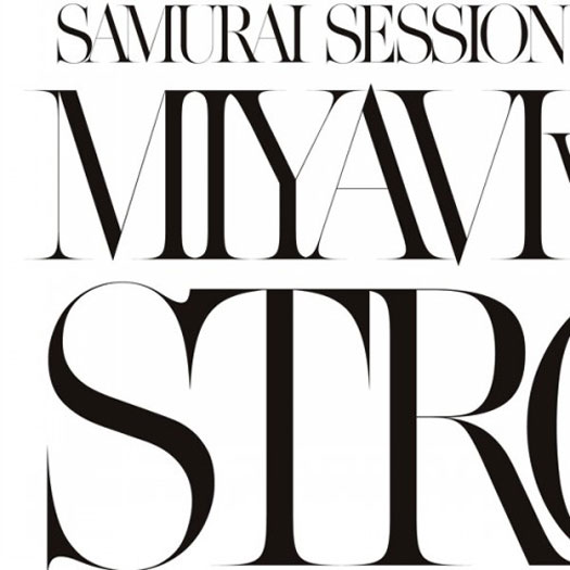 Single STRONG (feat. KREVA) by Miyavi