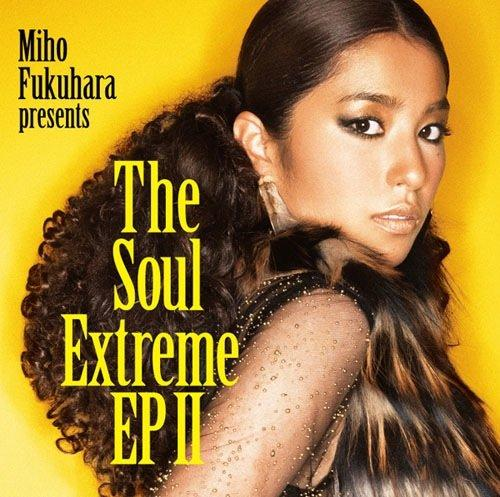 Mini album The Soul Extreme EP 2 by Miho Fukuhara