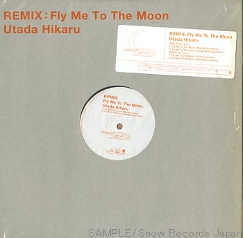Single Fly Me To The Moon (In Other Words) by Utada Hikaru
