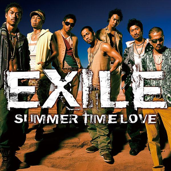Single Summer Time Love by EXILE