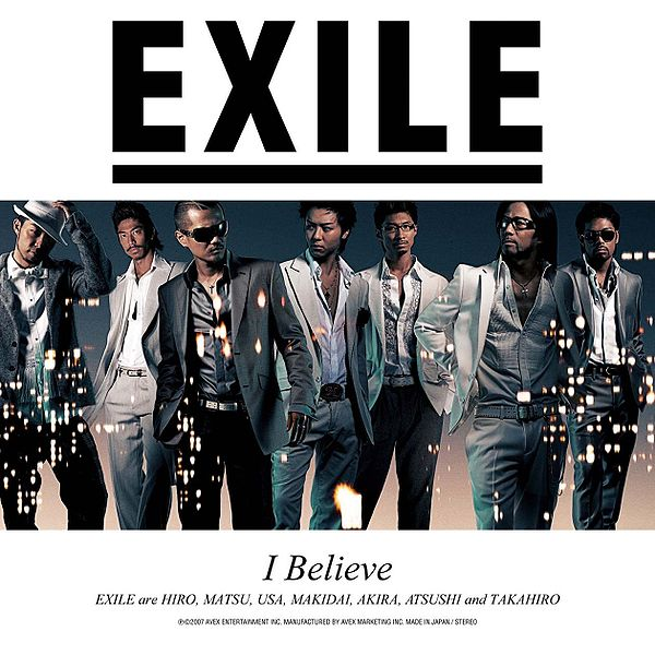 Single I Believe by EXILE