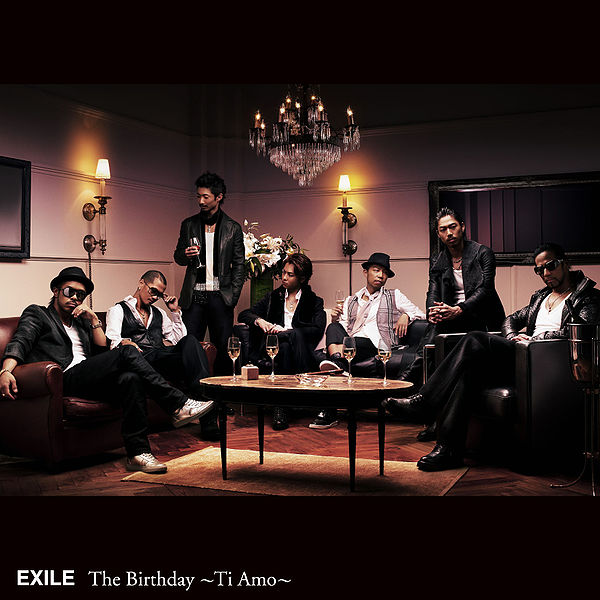 Single Ti Amo by EXILE