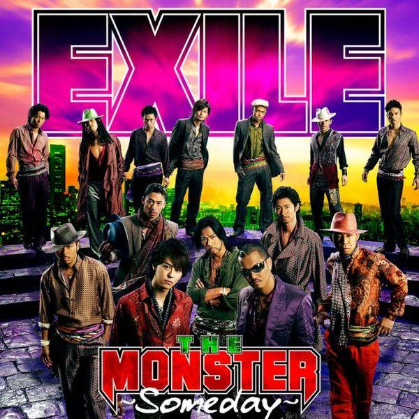 Single THE MONSTER ~Someday~ by EXILE