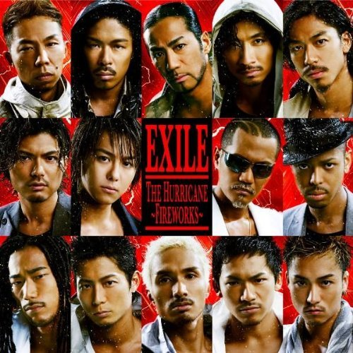 Single THE HURRICANE ~FIREWORKS~ by EXILE