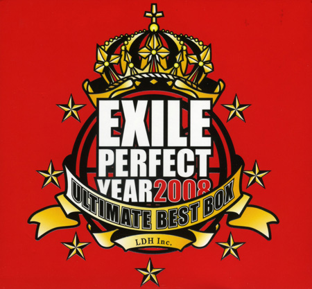 Album EXILE PERFECT YEAR 2008 ULTIMATE BEST BOX by EXILE