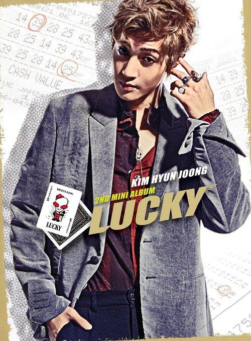 Lucky Guy by Kim Hyun Joong