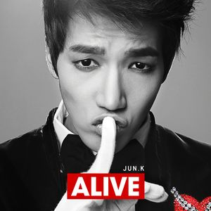 Single Alive by Jun. K