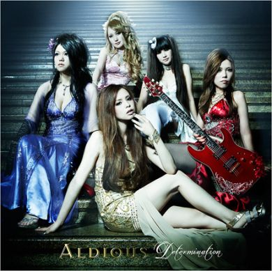 Album Determination by Aldious