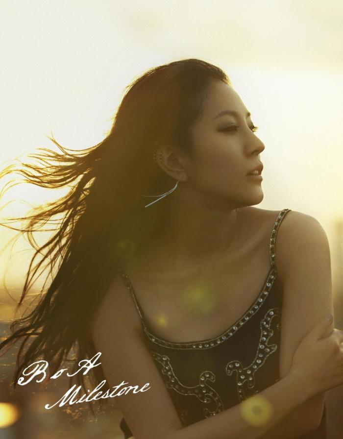 Single Milestone by BoA