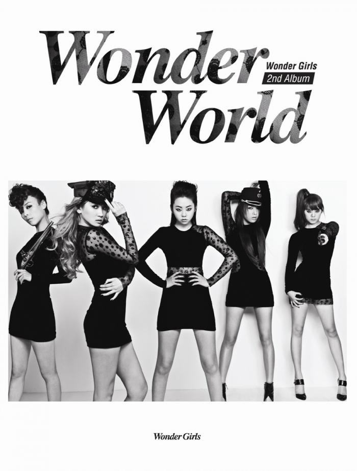 Album Wonder World by Wonder Girls