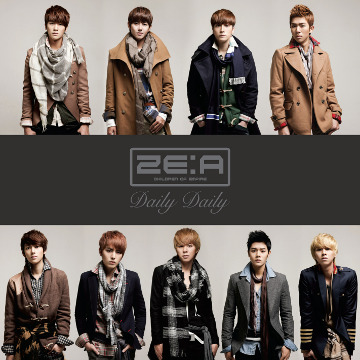 Single Daily Daily by ZE:A