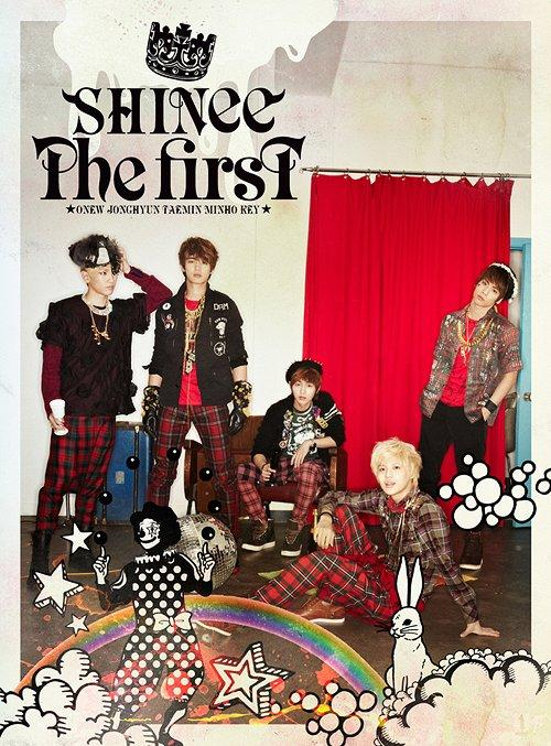 Album THE FIRST by SHINee