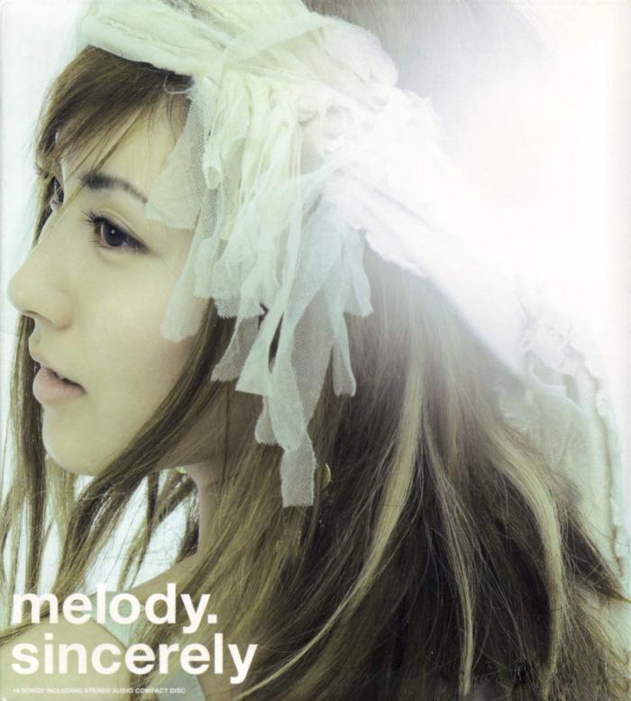 Lyric sincerely lyrics : Lyrics Sincerely by melody. (romaji) from album - Sincerely | JpopAsia