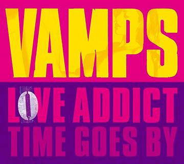 Single LOVE ADDICT by VAMPS