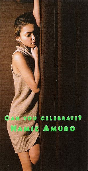 Single CAN YOU CELEBRATE? by Namie Amuro
