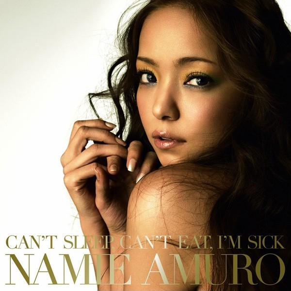 Single CAN'T SLEEP, CAN'T EAT, I'M SICK / Ningyo (人魚) by Namie Amuro