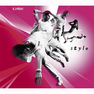 Single style by Ken Hirai