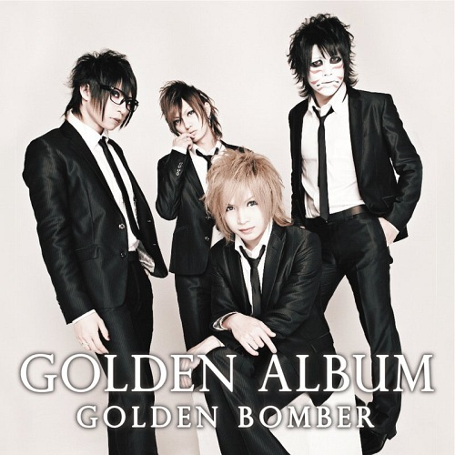Album Golden Album by Golden Bomber