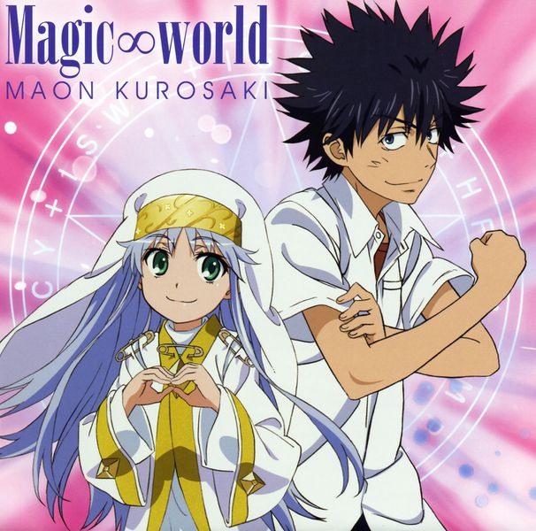 Single Magic∞world by Maon Kurosaki