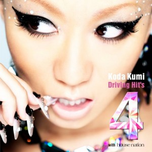 Album Driving Hit's 4 by Koda Kumi