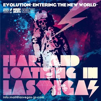 Single Evolution~Entering the New World~ by Fear, and Loathing in Las Vegas