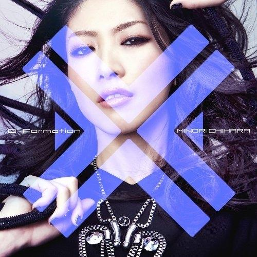 Album D-Formation by Chihara Minori