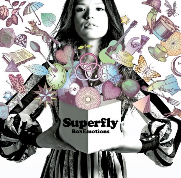 Album BoxEmotions by Superfly
