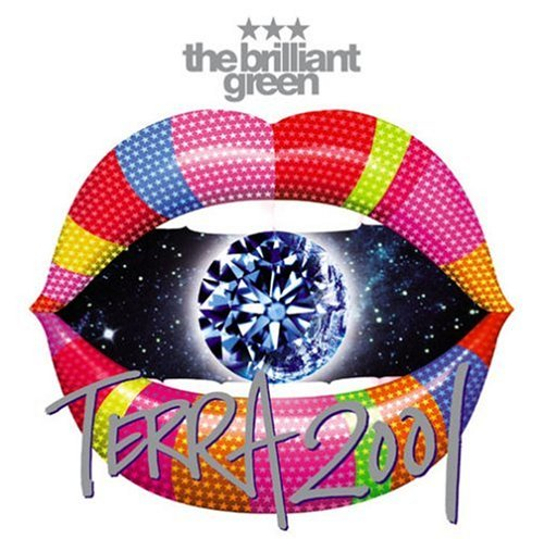 Album TERRA2001 by the brilliant green