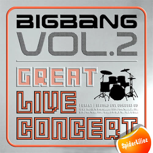 Album The Great by Big Bang