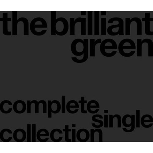 Album Complete Singles Collection '97–'08 DISC 2 by the brilliant green