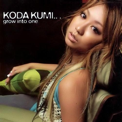 Album grow into one by Koda Kumi