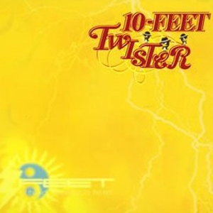 Album Twister by 10-FEET