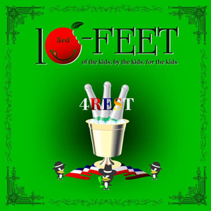 Album 4REST by 10-FEET