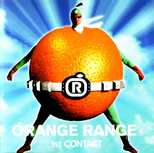 Album 1st CONTACT by ORANGE RANGE