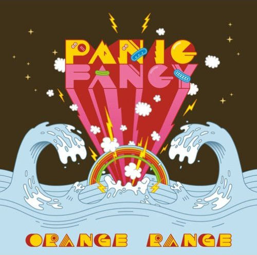 Album PANIC FANCY by ORANGE RANGE