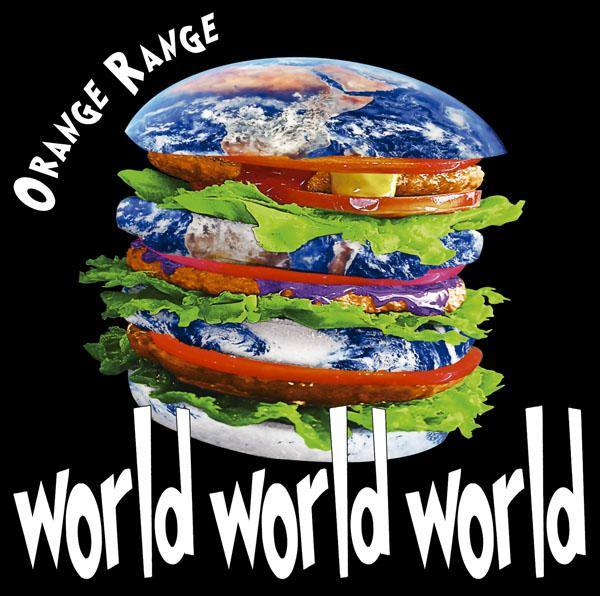 Album world world world by ORANGE RANGE