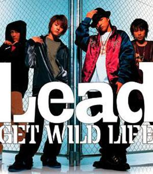 Single GET WILD LIFE by Lead