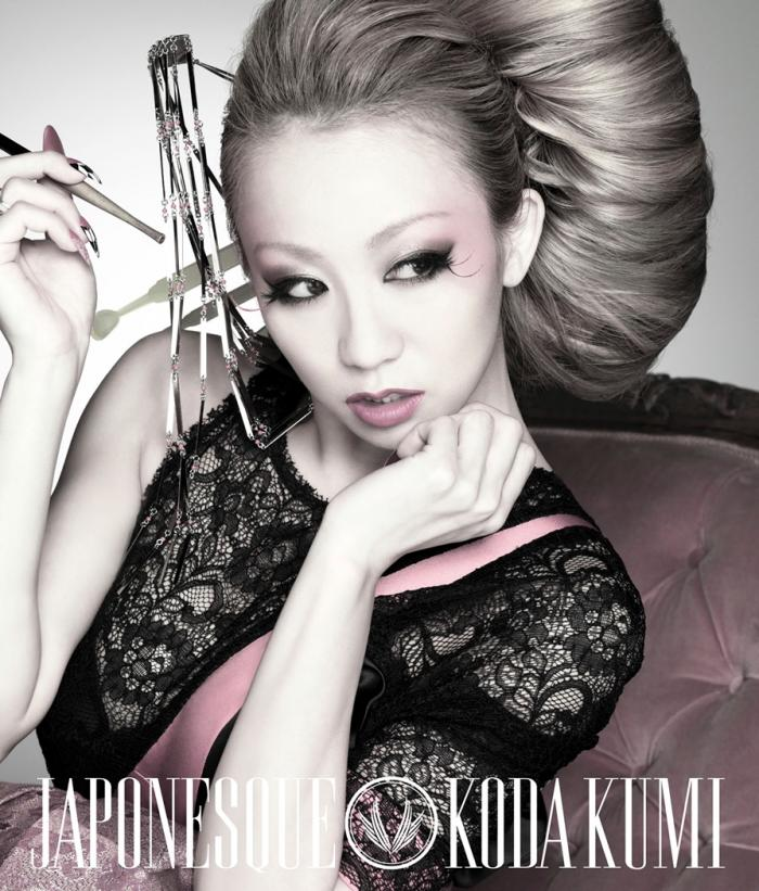Album JAPONESQUE by Koda Kumi