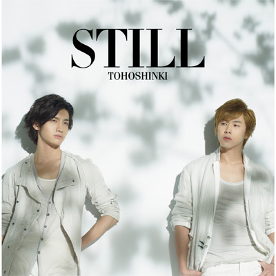 Single STILL by Tohoshinki