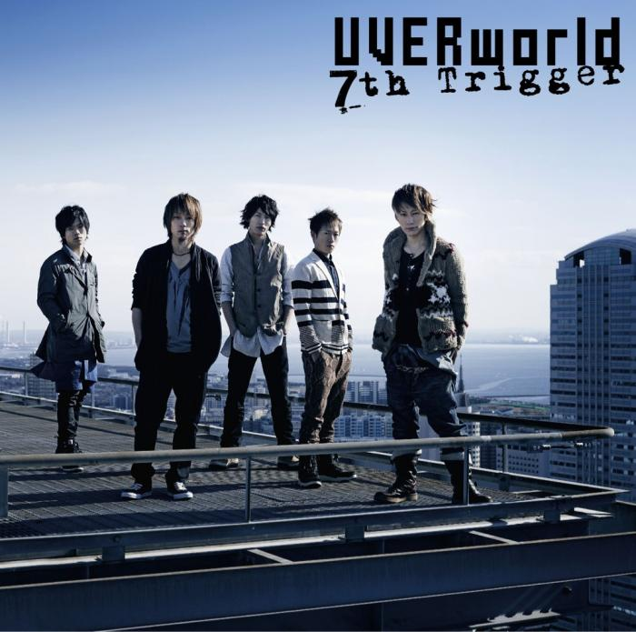 Single 7th Trigger by UVERworld