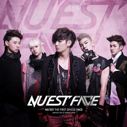 Single FACE by NU'EST