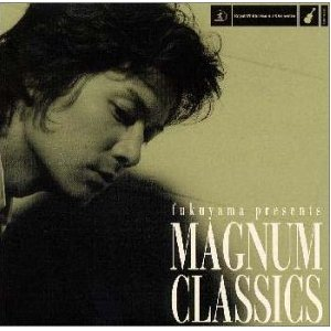 Album Magnum Classics ~Kissin' in the Holy Night~ by Masaharu Fukuyama