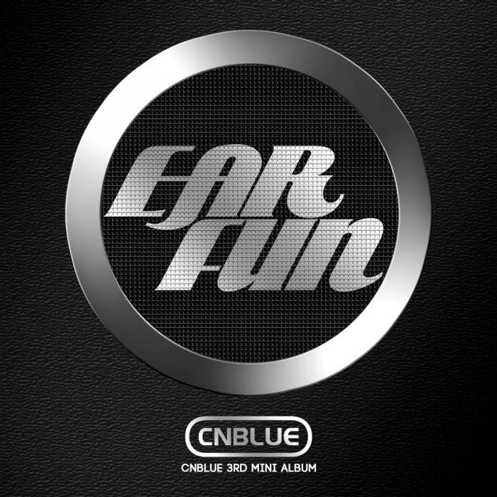 Mini album EAR FUN by CNBLUE