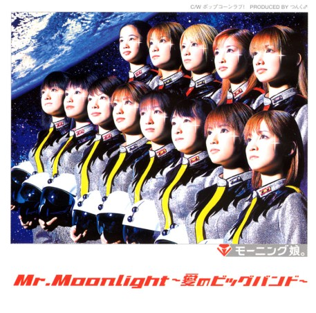 Single Mr. Moonlight ~Ai no Big Bang~ by Morning Musume